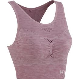 Kari Traa Ness Sports Bra - Old Pink