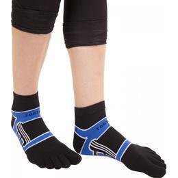 ToeToe Micro-Fibre Running Socks Unisex - RTN Blue