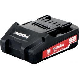 Metabo Battery Pack Li-Power 18V 2.0Ah
