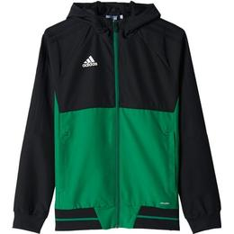 Adidas Tiro 17 - Black/Green/White