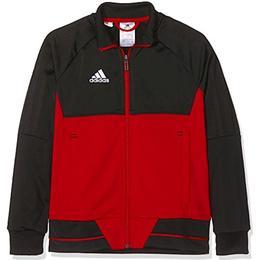 Adidas Tiro 17 - Black/Scarlet/White