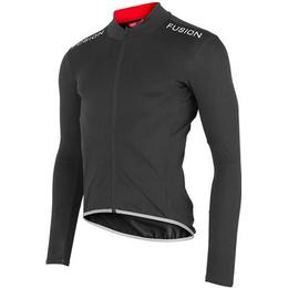 Fusion Sli Cycling Jacket Unisex - Black