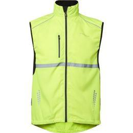 Endurance Laupen Reflex Running Vest Unisex - Safety Yellow