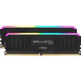 Crucial Ballistix MAX Black RGB LED DDR4 4400MHz 2x8GB (BLM2K8G44C19U4BL)