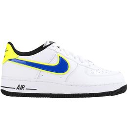 Nike Air Force 1 '07 GS - White/Volt/Racer Blue