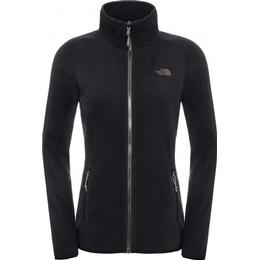 The North Face Women's 100 Glacier Fleece Jacket - TNF Black