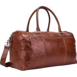 Leonhard Heyden Cambridge Travel Bag - Cognac