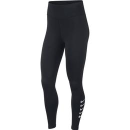 Nike Swoosh Run Tights Women - Black