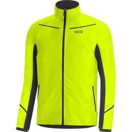 Gore Bike Wear R3 Partial Gore Tex InfiniumJacket Men - Neon Yellow/Black