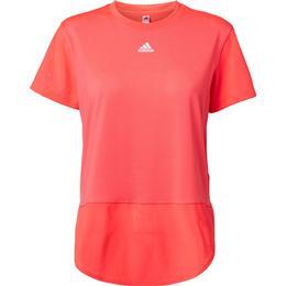 Adidas Aeroready Level 3 T-shirt Women - Signal Pink