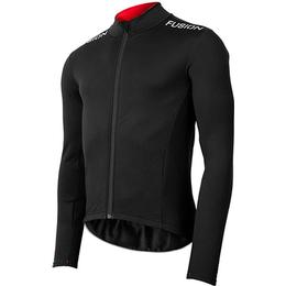Fusion S3 Cycling Jacket Unisex - Black