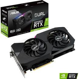 ASUS GeForce RTX 3060 Ti Dual 2xHDMI 3xDP 8GB