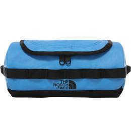 The North Face Base Camp Travel Canister S - Clear Lake Blue/TNF Black