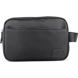 Gillian Jones Vittorio Classic Wash Bag - Black