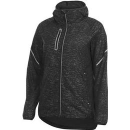 Elevate Signal Reflective Packable Jacket Women - Black