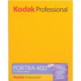 """Kodak Portra 400 Color Negative Film 4x5"""" 10 Sheets"""