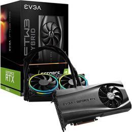 EVGA GeForce RTX 3080 FTW3 Ultra Hybrid HDMI 3xDP 10GB