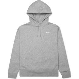 Nike Fleece Overhead Hoodie Women - Grey