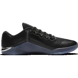 Nike Metcon 6 AMP - Black/Metallic Pewter/Ice/Metallic Pewter