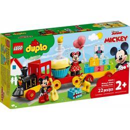 Lego Disney Mickey & Minnie Birthday Train 10941