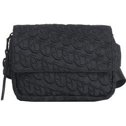 Lala Berlin Belt Bag Aleska Monogram - Black