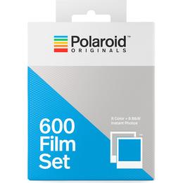 Polaroid Color and Black & White 600 Instant Film Set