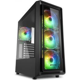 Sharkoon TK4 RGB Tempered Glass