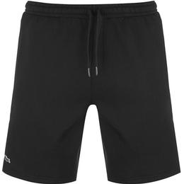 Lacoste Sport Tennis Fleece Shorts - Black