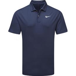 Nike Dri-FIT Victory Polo T-shirt Men - Obsidian/White