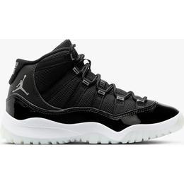 Nike Air Jordan 11 Retro 3/4 PS - Black/Multi-Color/Multi-Color