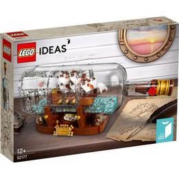 Lego Ideas Flaskeskib 92177