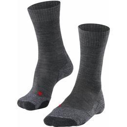 Falke TK2 Trekking Socks Men - Asphalt Mel.
