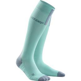 CEP Run Compression Socks 3.0 Women - Ice/Grey