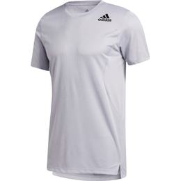 Adidas Heat.Rdy T-shirt Men - Glory Grey