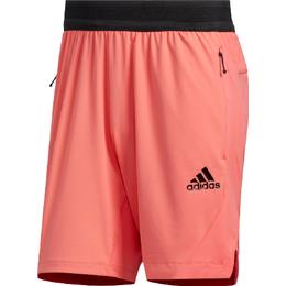 Adidas Heat.Rdy Training Shorts Men - Semi Flash Red