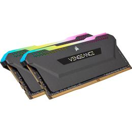 Corsair Vengeance RGB Pro SL Black DDR4 3200MHz 2x8GB (CMH16GX4M2E3200C16)