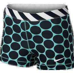 Nike Pro 3 Big Dot Shorts Men - Blue