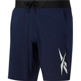 Reebok Textured Epic Shorts Men - Vector Navy