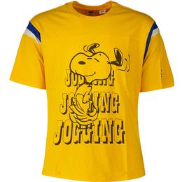 Levi's X Peanut Football T-Shirt - Yellow