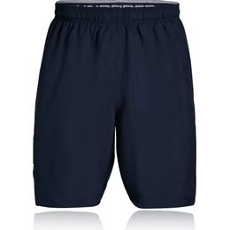 Under Armour Woven Graphic Shorts - Navy Blue