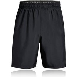 Under Armour Woven Graphic Shorts - Black Steel