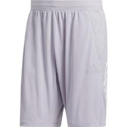 Adidas 3-Stripes 9-Inch Shorts Men - Glory Grey