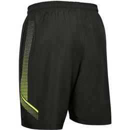 Underarmour Woven Graphic Shorts -Black/Yellow