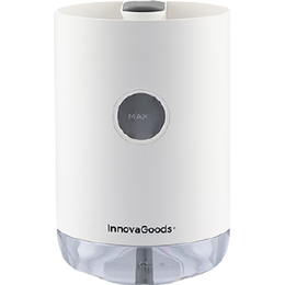 InnovaGoods Vaupure Rechargeable Ultrasonic Humidifier