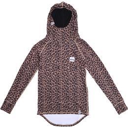 Eivy Icecold Hood Top Women - Leopard