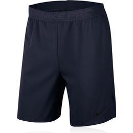 Nike Pro Flex Shorts Men - Obsidian/Black