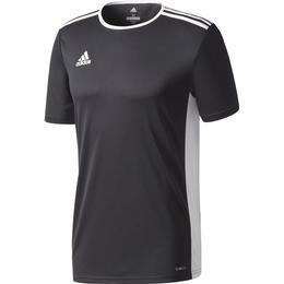 Adidas Entrada 18 Jersey Men - Black/White