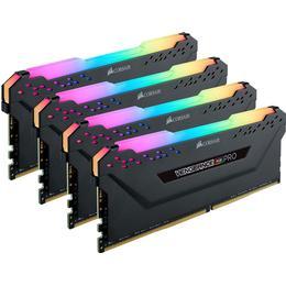Corsair Vengeance RGB Pro Black DDR4 3000MHz 4x16GB (CMW64GX4M4D3000C16)