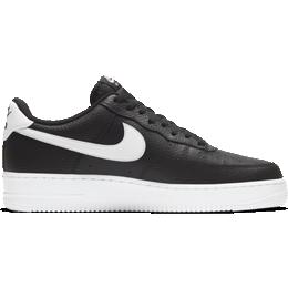 Nike Air Force 1'07 M - Sort/Hvid
