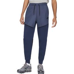 Nike Tech Fleece Woven Joggers Men - Midnight Navy/Thunder Blue/Black